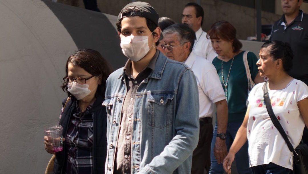Foto Coronavirus Modelos matemáticos estiman brote infeccioso en México entre el 20 y 30 de marzo