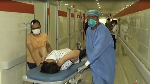 FOTO: Un mexicano muere por coronavirus en Perú, confirma SRE, el 24 d emarzo de 2020