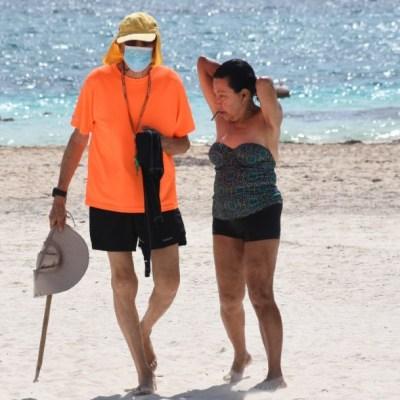 FOTO: Quintana Roo suman 42 casos positivos de coronavirus, el 30 de marzo de 2020