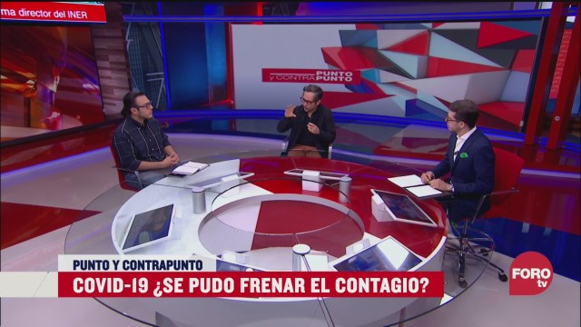 Foto: Coronavirus Se Pudo Frenar Contagio Másivo 20 Marzo 2020