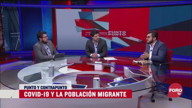 Foto: Coronavirus México La Población Migrante 18 Marzo 2020