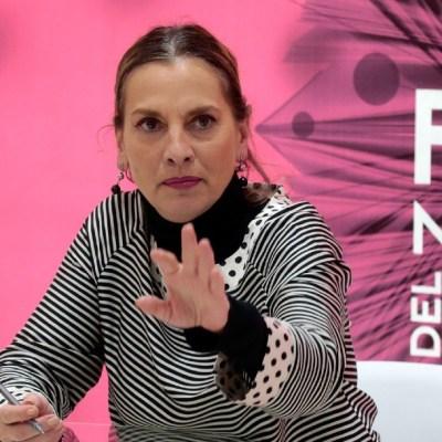 Video: Beatriz Gutiérrez Müller alerta por mensajes falsos sobre coronavirus