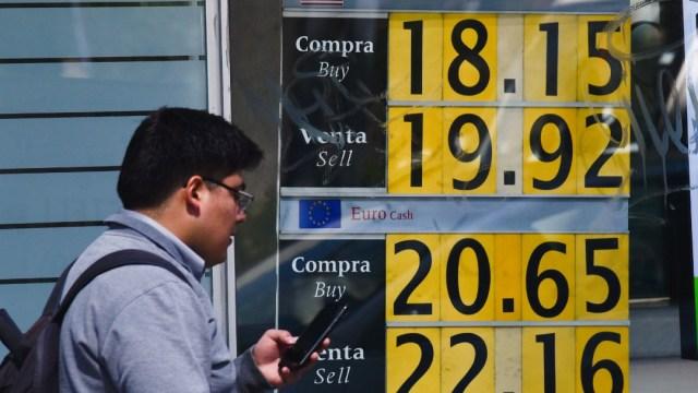 Foto: Próximo lunes no abrirán los bancos por día feriado, 13 de marzo de 2020 (MARIO JASSO /CUARTOSCURO.COM)