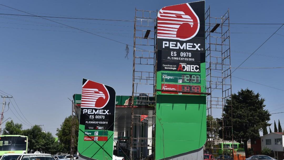 Foto: Profeco: En 23 estados, gasolina cuesta 13 pesos