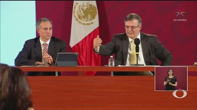 Foto: Coronavirus Declaran Emergencia Sanitaria México Nuevas Medidas 30 Marzo 2020