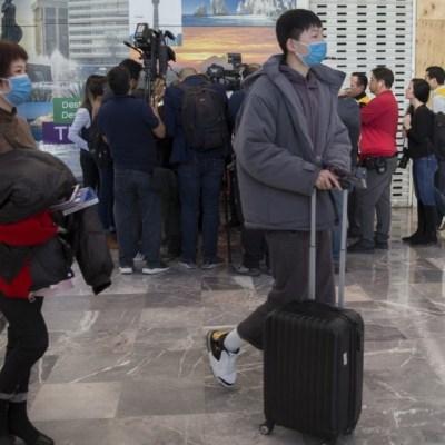 Descarta México cerrar fronteras y prohibir vuelos por coronavirus