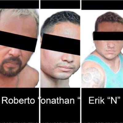 Detienen a 'El Chiquilín', presunto jefe de plaza del CJNG en Veracruz