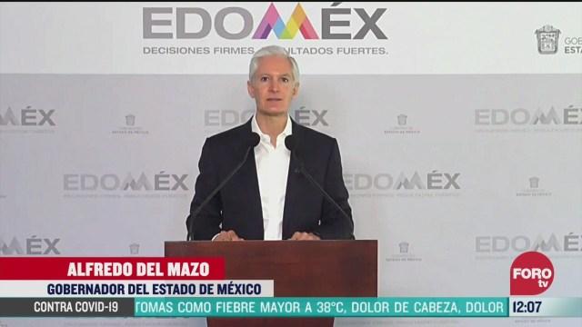 edomex pide cerrar establecimientos para evitar la propagacion del coronavirus