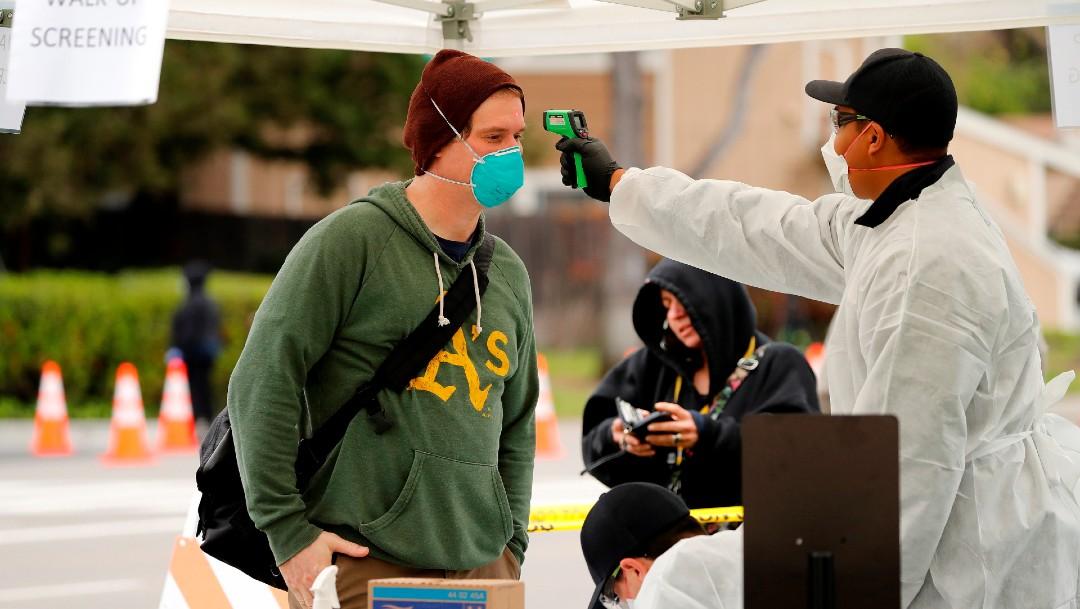Foto: Advierten a estadounidenses que situación por coronavirus empeorará