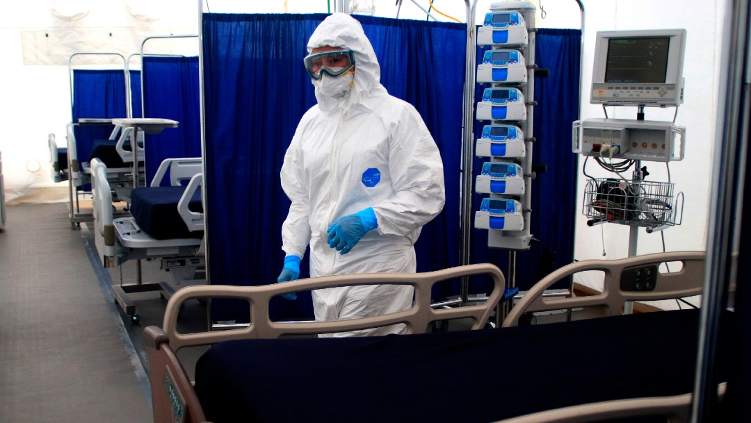 Foto: Se mantiene fase 1 por coronavirus, aclara López-Gatell