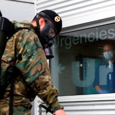 España supera los cuatro mil muertos por coronavirus