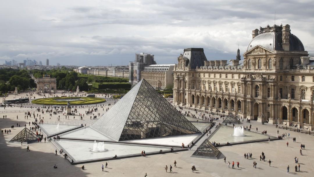 Armadura robada hace 40 años finalmente es devuelta. Museo del Louvre