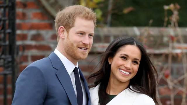 El príncipe Enrique y su esposa Meghan. (Foto: Getty Images, archivo)