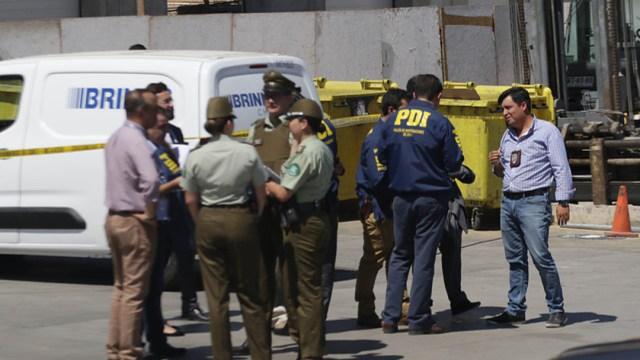 'Robo del siglo': Asaltan camión blindado y se llevan 15 millones de dólares (Twitter @pabloManzanres)
