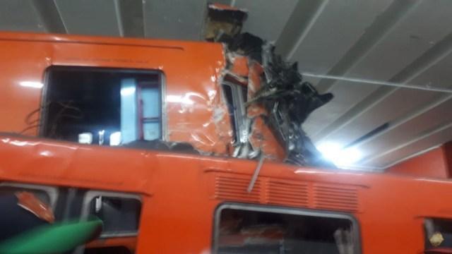 Foto: Falla en suministro de energía pudo ocasionar accidente en Metro Tacubaya