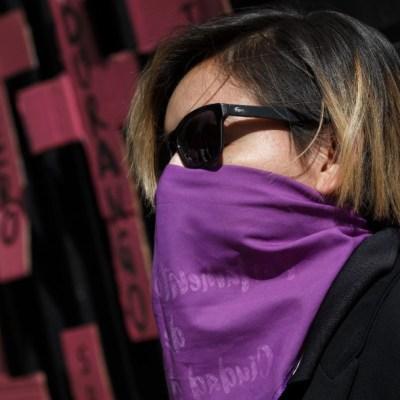 Violencia machista, eje principal de protestas feministas