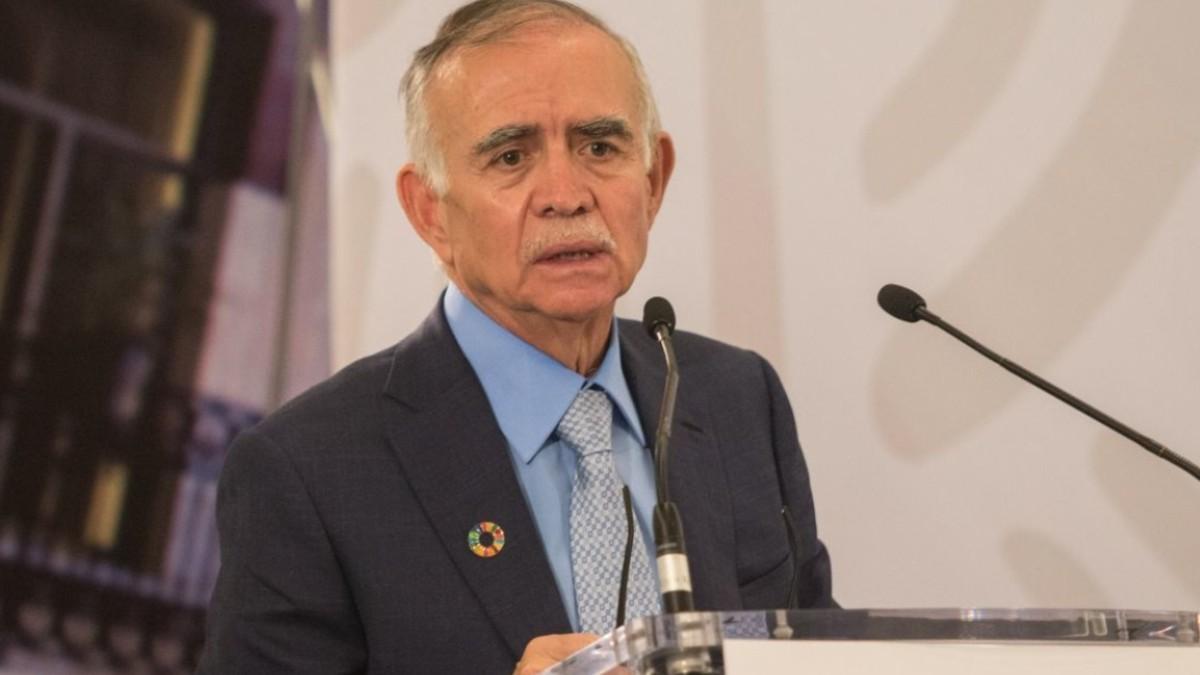 Foto: Alfonso Romo, jefe de la Oficina de la Presidencia de la República. Cuartoscuro/Archivo