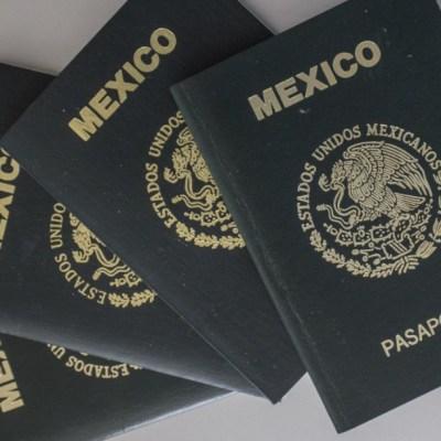 México suspende emisión de pasaportes hasta el 19 de abril por coronavirus