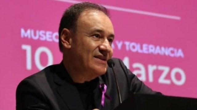 Foto: Alfonso Durazo, secretario de Seguridad y Protección Ciudadana (SSPC).