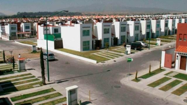 Foto: Casas del Infonavit. Infonavit
