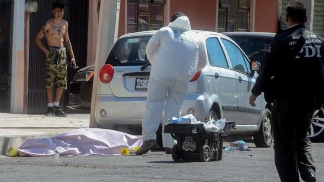 Foto: Un grupo armado atacó a una pareja en calles de la alcaldía Venustiano Carranza, CDMX. Cuartoscuro