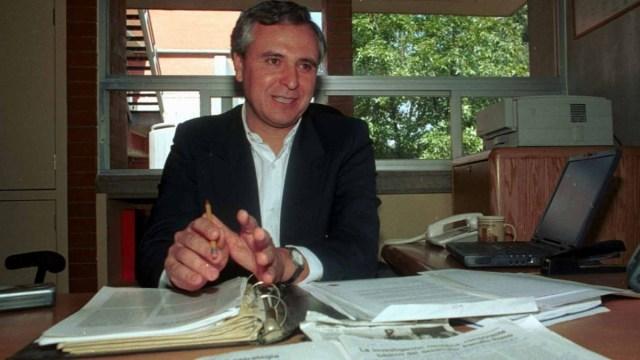 Foto: Ranulfo Romo Trujillo, investigador de la UNAM. Cuartoscuro/Archivo