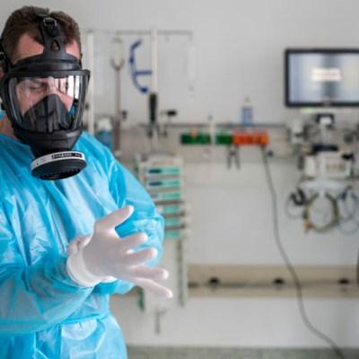Fotos: Así se enfrentan médicos, enfermeros y enfermeras al COVID-19