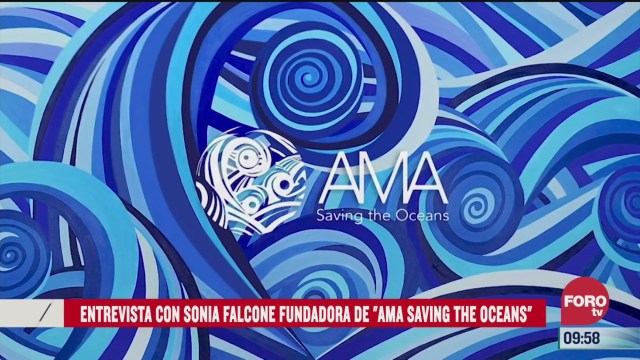 fundacion ama saving the oceans