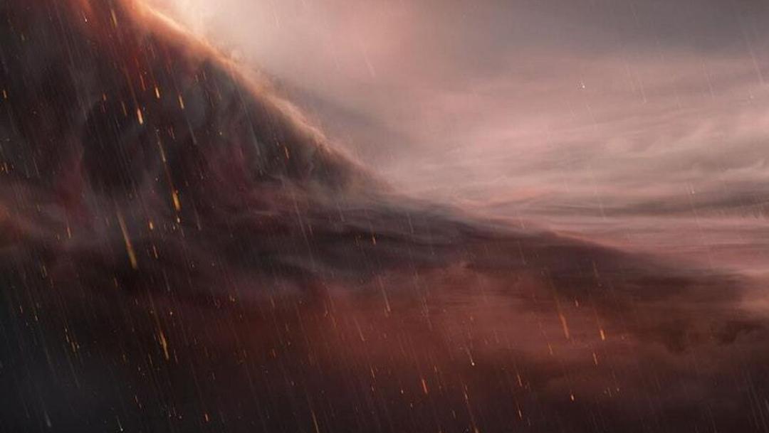 Foto: Descubren planeta ultracaliente en el que llueve hierro, 11 de marzo de 2020, (www.expressandstar.com)
