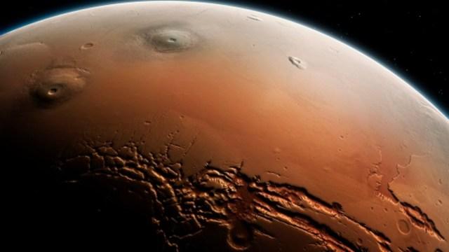 Foto Curiosity, que lleva siete años en Marte, tiene su propia cuenta en Twitter, 4 de marzo de 2020, (Getty Images, archivo)
