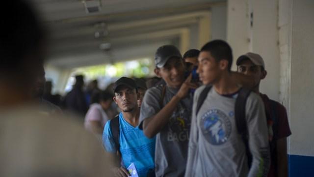 Foto: Corte resuelve a favor de migrantes que buscan asilo en EEUU, 04 de marzo de 2020, (Getty Images, archivo)