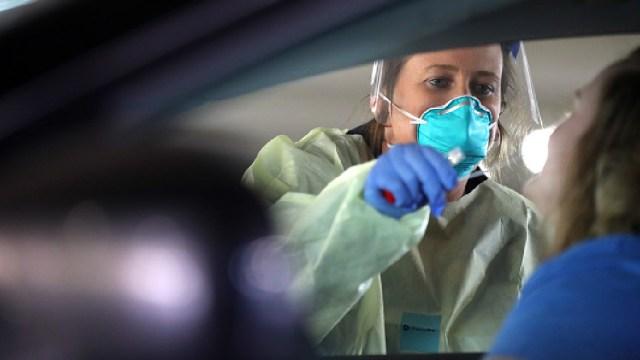 Foto: Policía Cibernética alerta de página falsa que ofrece pruebas de coronavirus, 25 de marzo de 2020, (Getty Images, archivo)