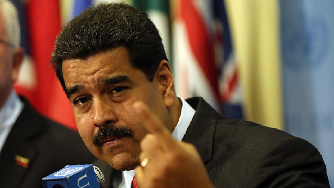 Foto: Venezuela tacha de 'infundada' acusación de EEUU contra Maduro por narcotráfico, 26 de marzo de 2020, (Getty Images, archivo)