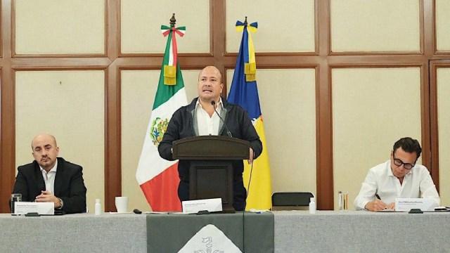El gobernador de Jalisco, Enrique Alfaro. (Foto: Gobierno de Jalisco)