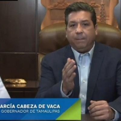 Tamaulipas pide mantenerse en cuarentena tras tres casos positivos de coronavirus