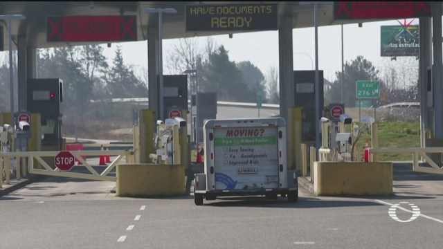 Foto: Gobierno De México Descarta Cerrar Fronteras Coronavirus 18 Marzo 2020