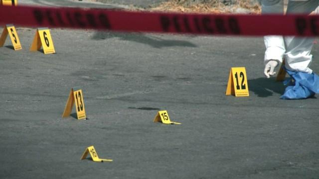 Foto: En todos los hechos registrados se especulan ataques directos con arma de fuego; de estas 12 personas asesinadas tres eran mujeres, a una de ellas se le activó el protocolo de feminicidio