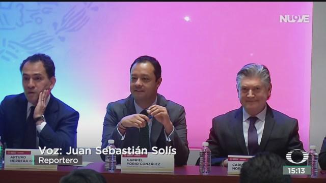 FOTO: hacienda implementa medidas ante posible impacto economico por coronavirus