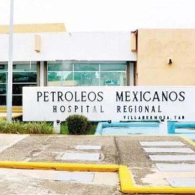 Pacientes afectados por fármaco en hospital de Pemex en Tabasco buscan alternativas