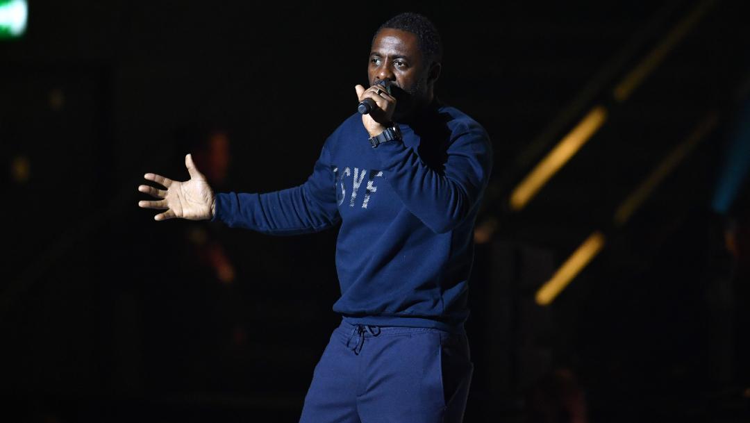 FOTO: Actor británico Idris Elba da positivo por coronavirus, el 16 de marzo de 2020