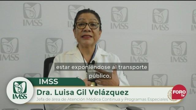 Foto: Coronavirus Imss Presenta Alternativas Hosptales Crisis Covid-19 31 Marzo 2020