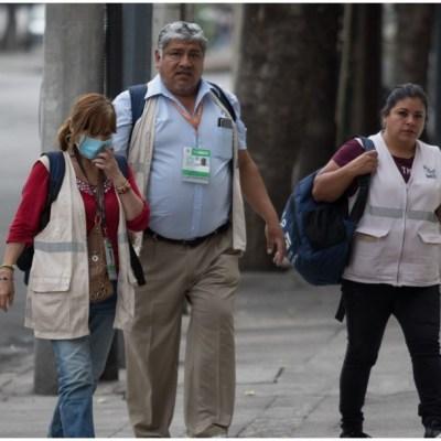Imagen: El Inegi debería su agenda debido al coronavirus, 31 de marzo de 2020 (VICTORIA VALTIERRA/CUARTOSCURO.COM)