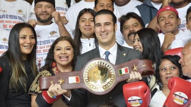 Iztapalapa buscará récord Guinness 2020 de boxeo en Zócalo