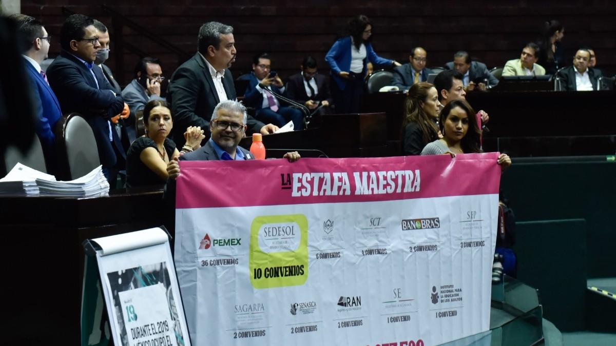 Diputados aprueban acusar ante el Senado a Rosario Robles