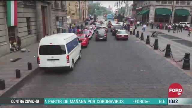 la calle mas antigua de la cdmx