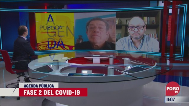 FOTO: 28 marzo 2020, la fase 2 en mexico por el coronavirus covid
