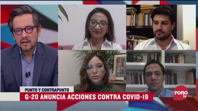 Foto: Coronavirus Cumbre G20 Medidas Frente Pandemia Covid-19 26 Marzo 2020