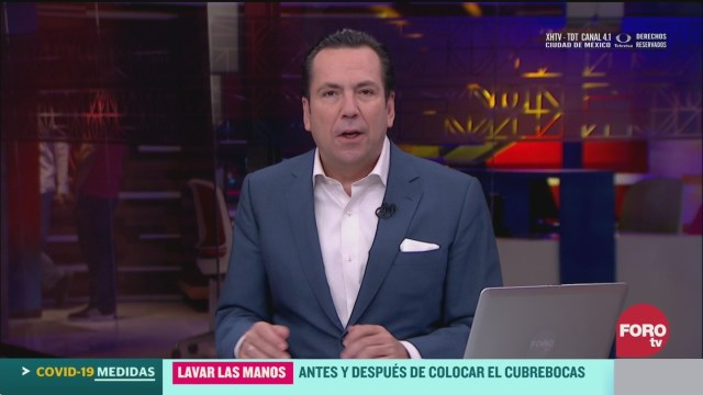 Foto: Las Noticias Ana Francisca Vega Programa Completo Forotv 27 Marzo 2020