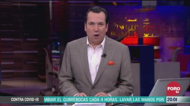 Foto: Las Noticias Ana Francisca Vega Programa Completo Forotv 26 Marzo 2020
