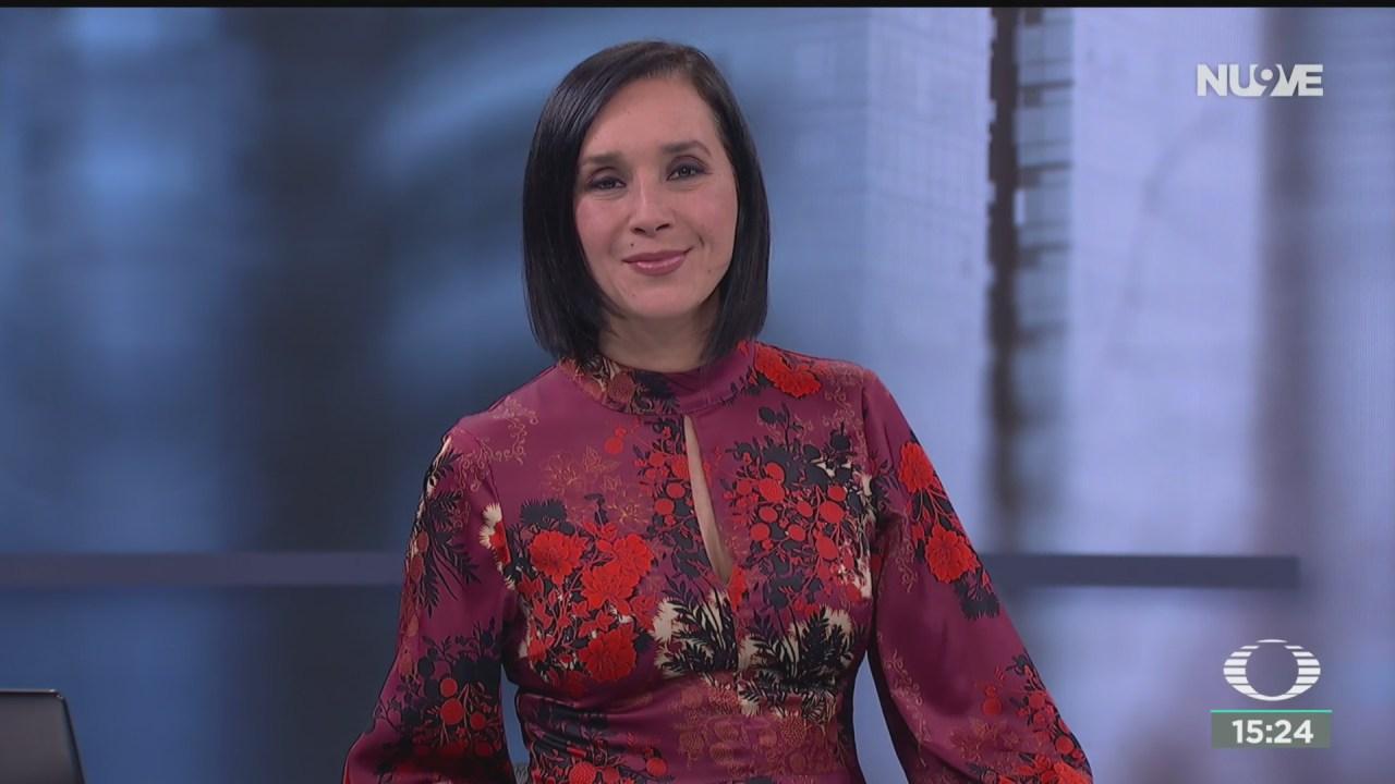 FOTO: las noticias con karla iberia programa del 11 de marzo del